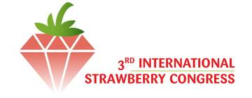 Logo 3rd International Strawberry Congress
