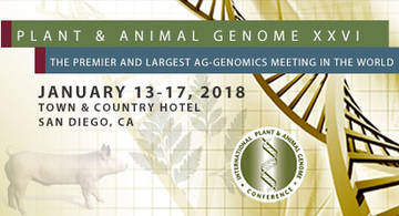 Banner Plant and Animal Genome Conference